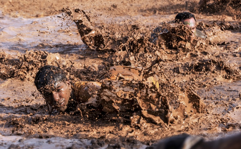 Taking the First Step Towards a New Obstacle: Tough Mudder 5K East London